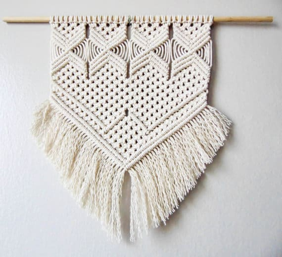 How To Make A Macrame Wall Hanging macrame wall hangings - place of my taste