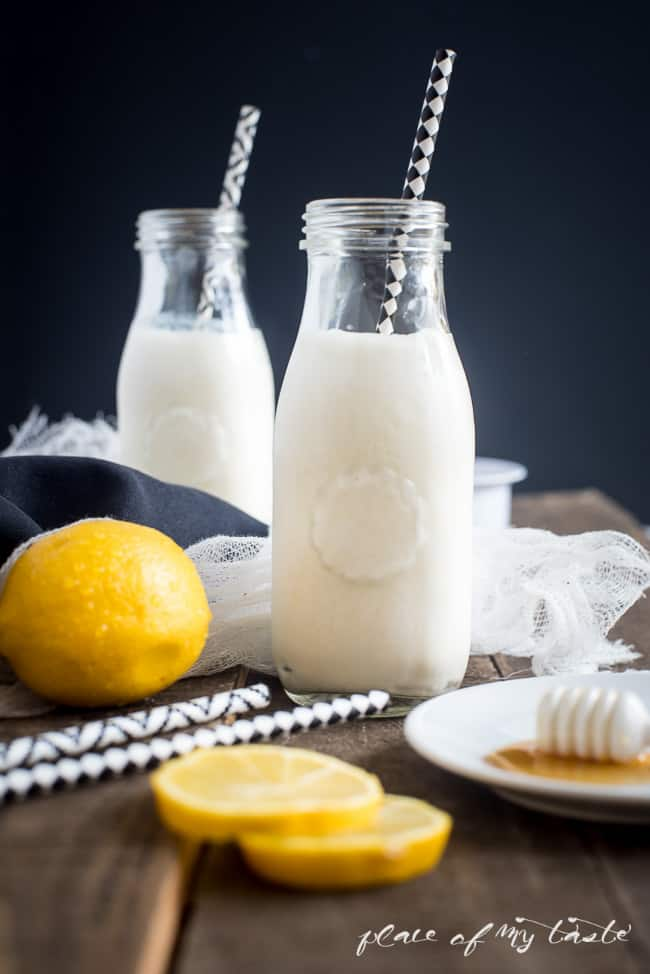 Coconut-lemon smoothie (8 of 10)