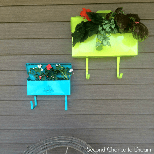 mailbox+planters