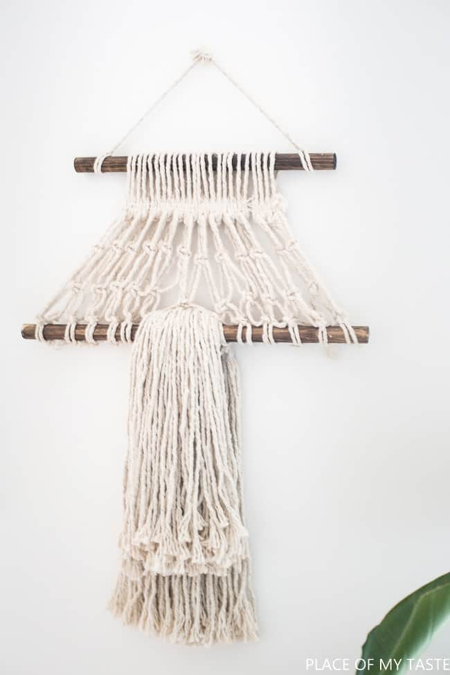 DIY macrame wall hanging (29 of 33)