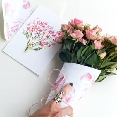 MOTHER'S DAY PRINTABLES AND ENVELOPE LINER