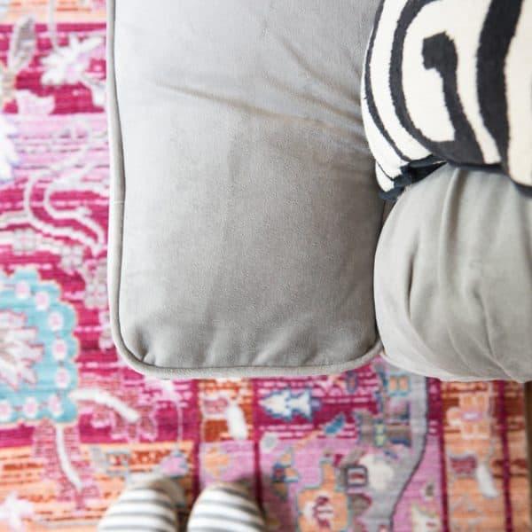 COMFORT WORKS SLIPCOVER FOR IKEA STOCKSUND SOFA
