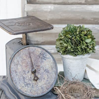 10 FARMHOUSE STYLE DECOR & DIY IDEAS