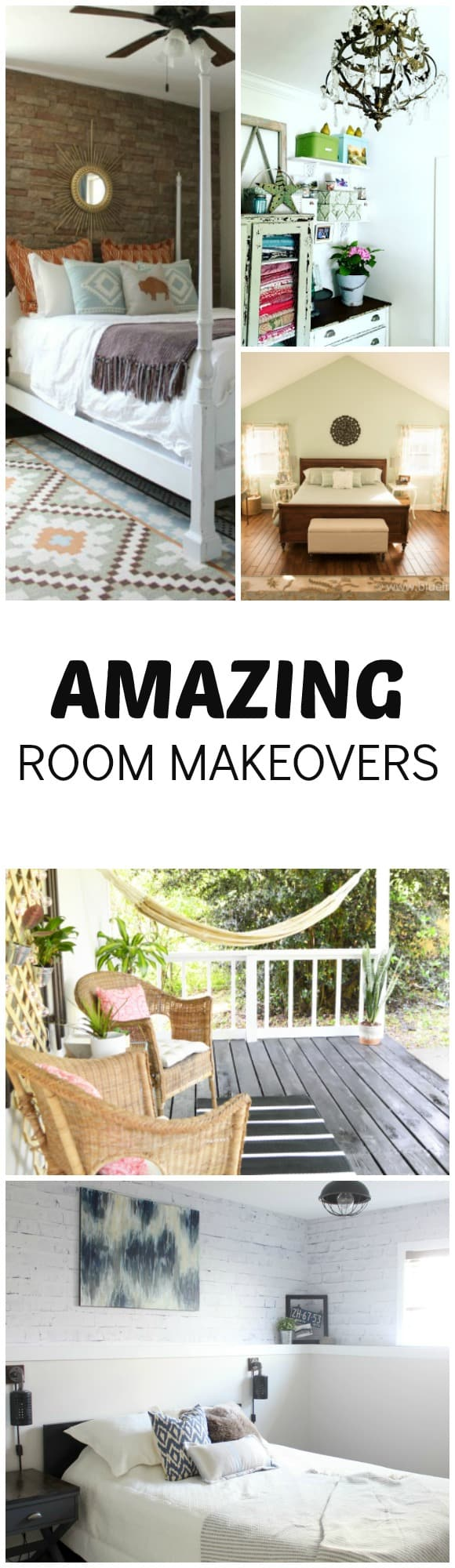 AMAZING ROOM makeovers