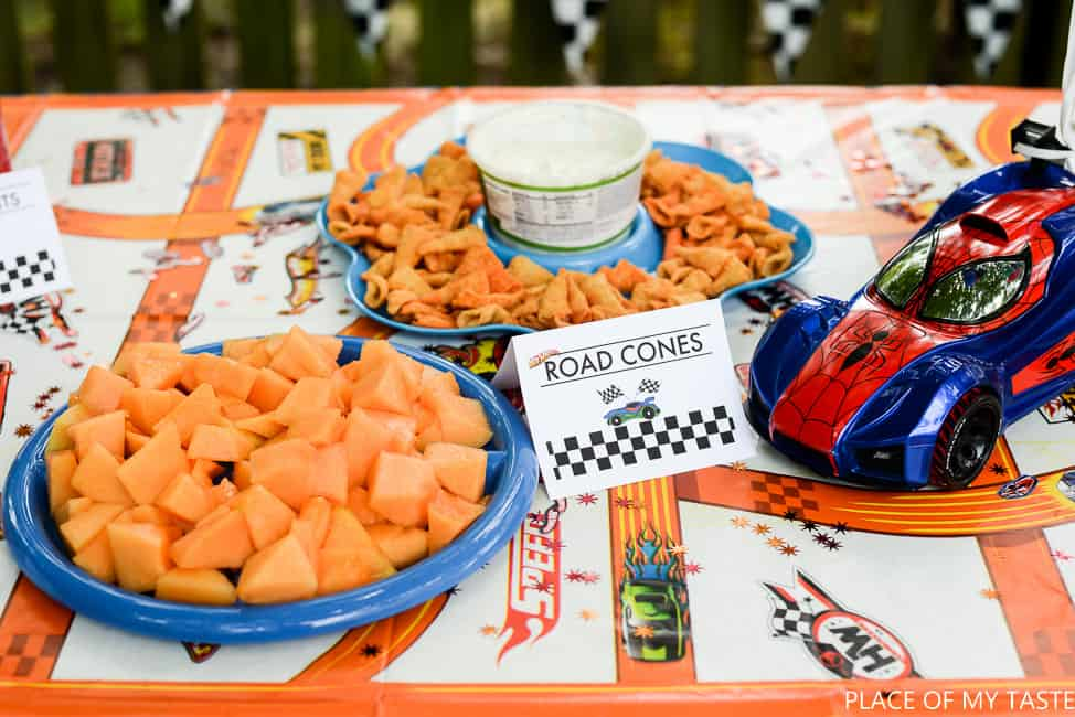 PARTY IDEAS FOR BOYS HOT WHEELS PRINTABLES PLACE