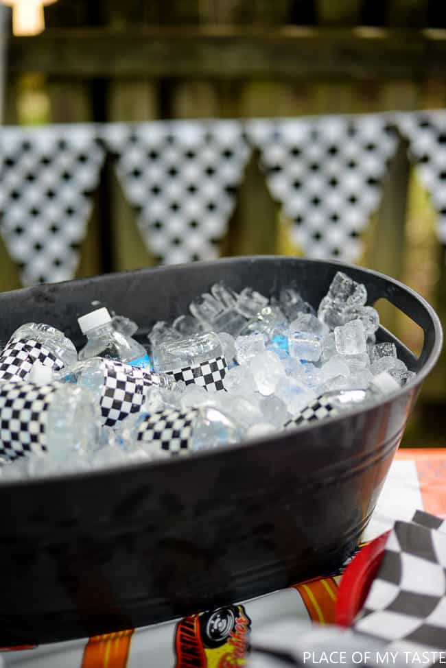 Party Ideas For Boys Hot Wheels Party Printables Place