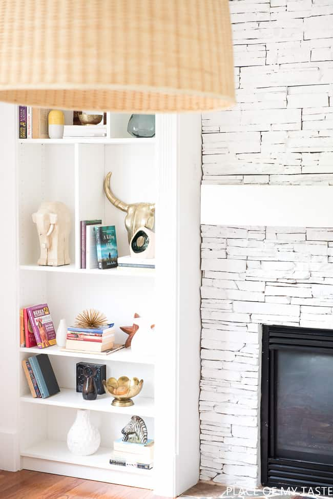 Ikea Billy Bookcase Builtins (10 of 12)