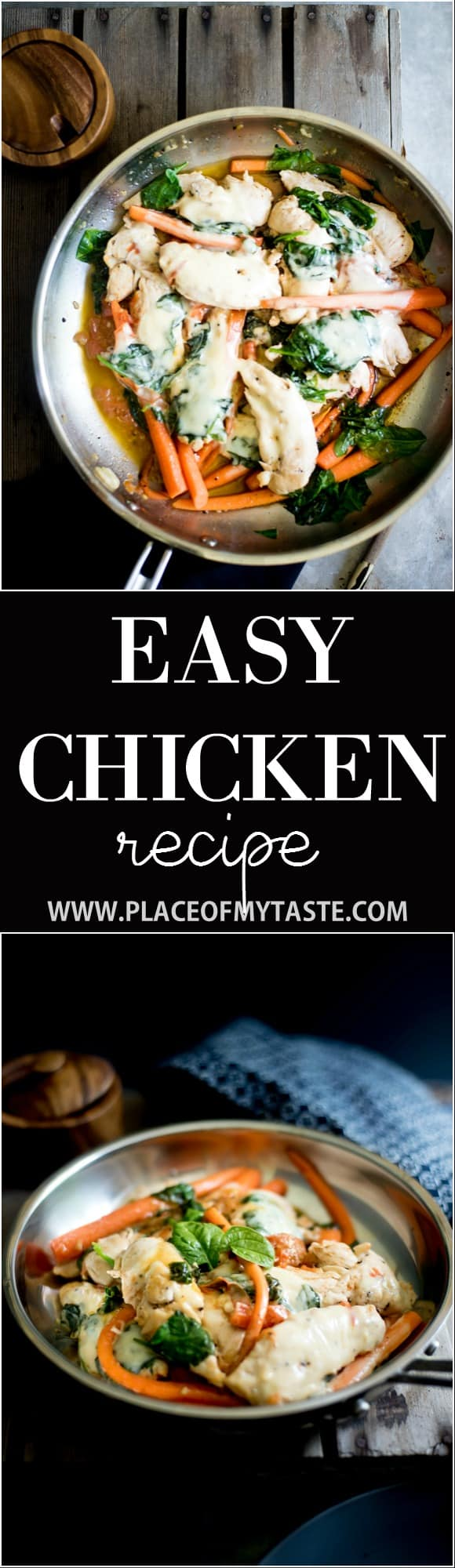 easy chicken recipe