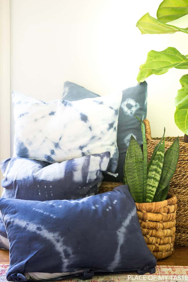 cover one products vintage pillows affirmation african pillow il shibori indigo fullxfull