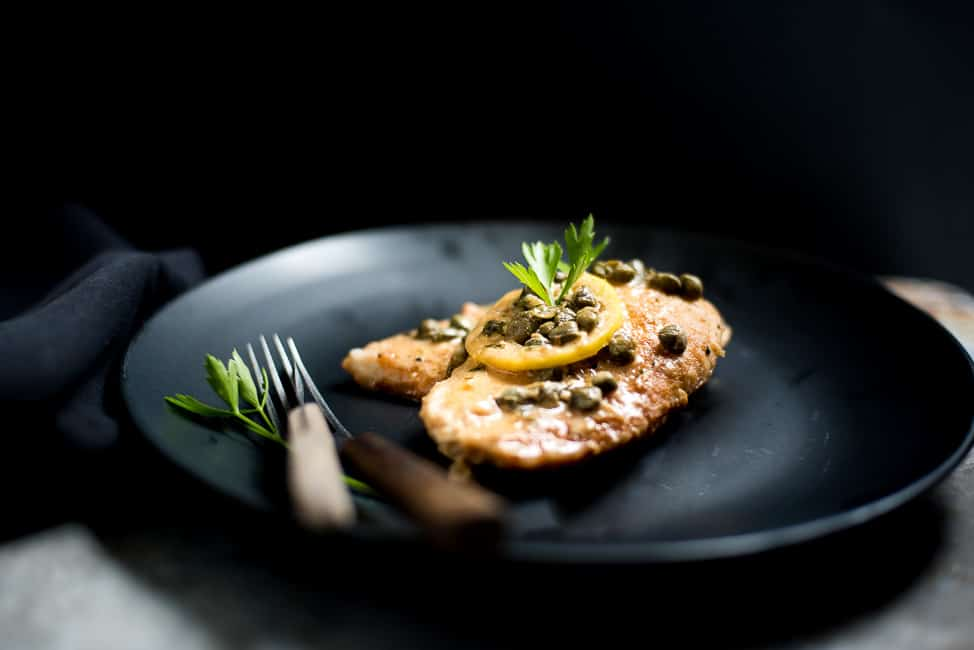 Chicken Piccata. What an amazing and easy chicken dinner. Wow!-2