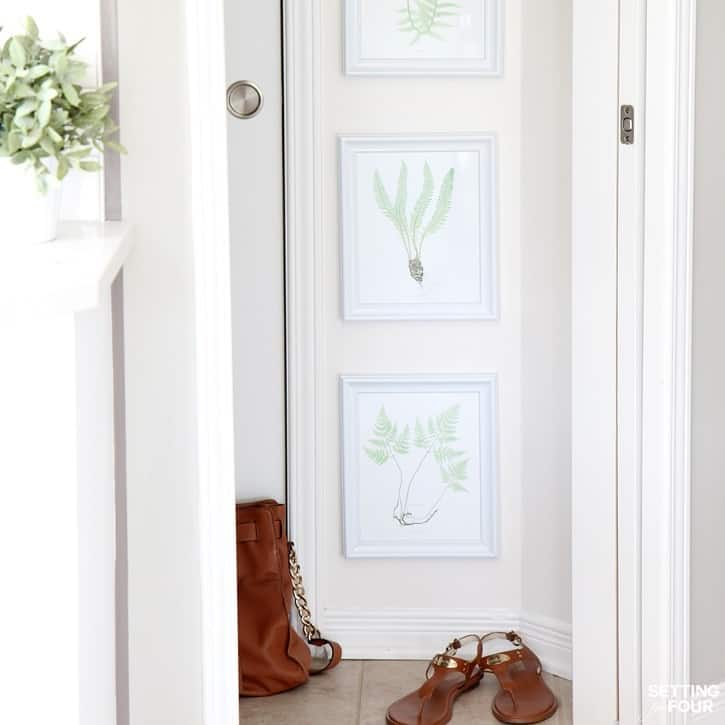 diy-gallery-wall-fern-prints-1