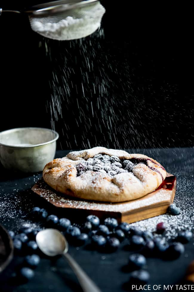 Blueberry Tart Recipe (2 of 7)
