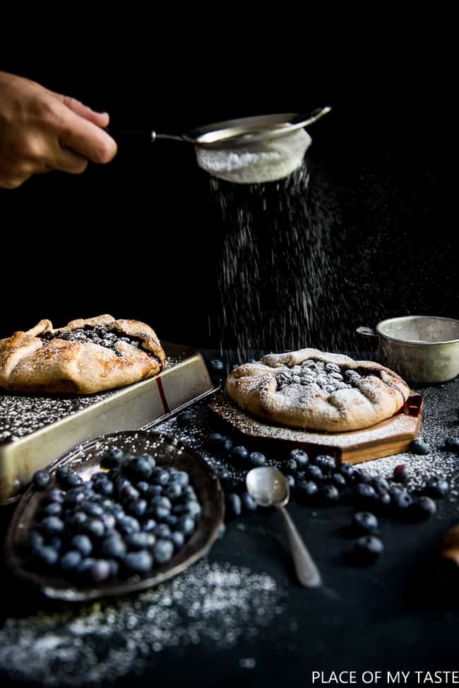 Blueberry Tart Recipe (4 of 7)