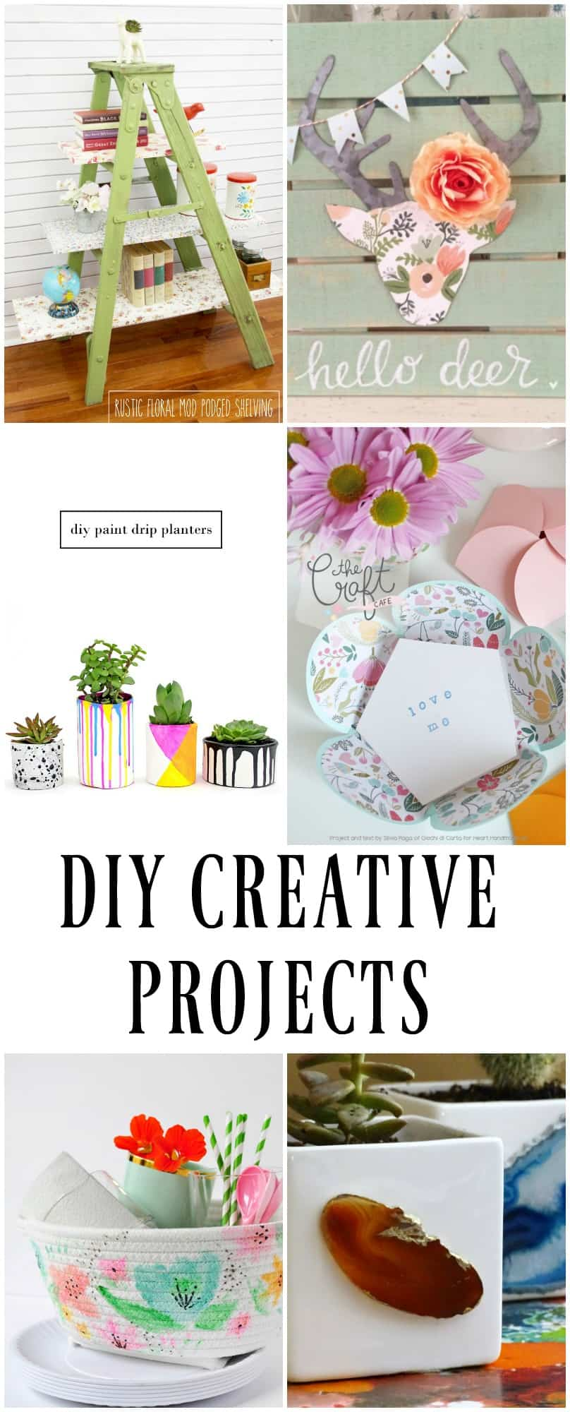 DIY CREATIVE PROJECTS