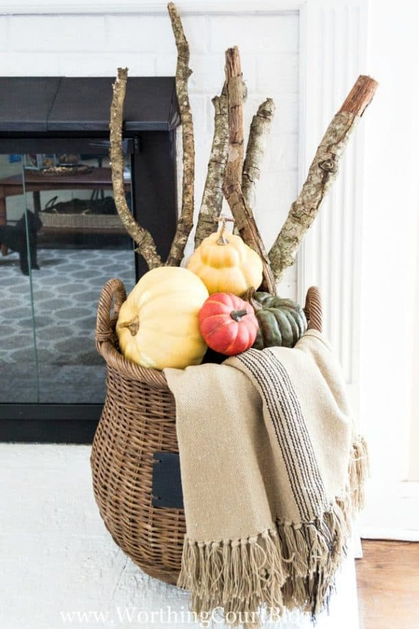 fall-mantel-with-farmhouse-and-rustic-touches-10-610x915