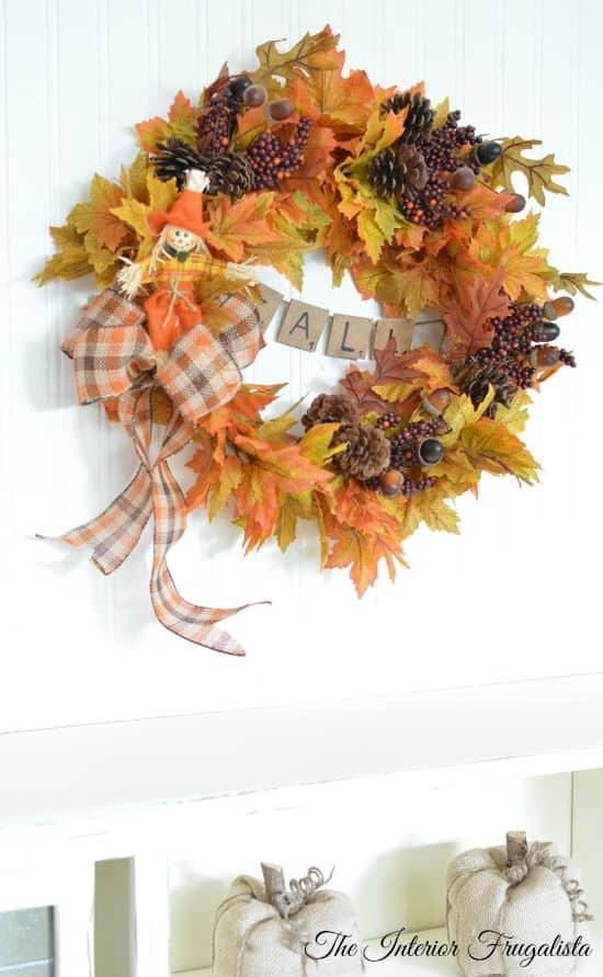 Fall Wreath Tour 5W