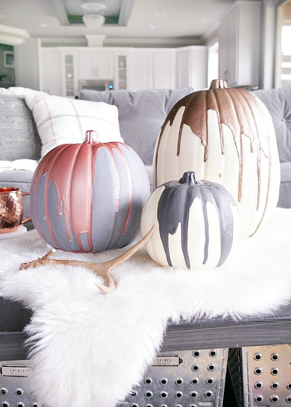 modern-painted-pumpkins