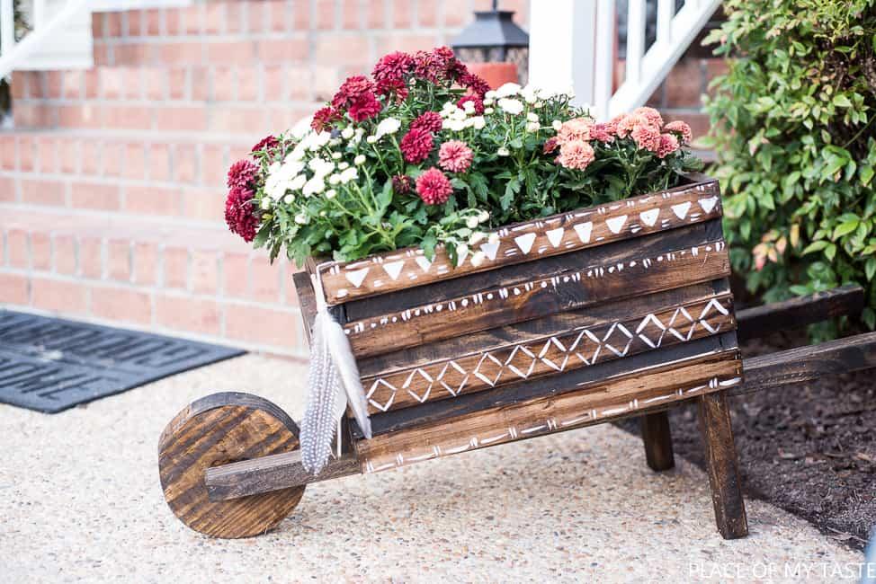bohemian-wheelbarrow-planter-2-of-9