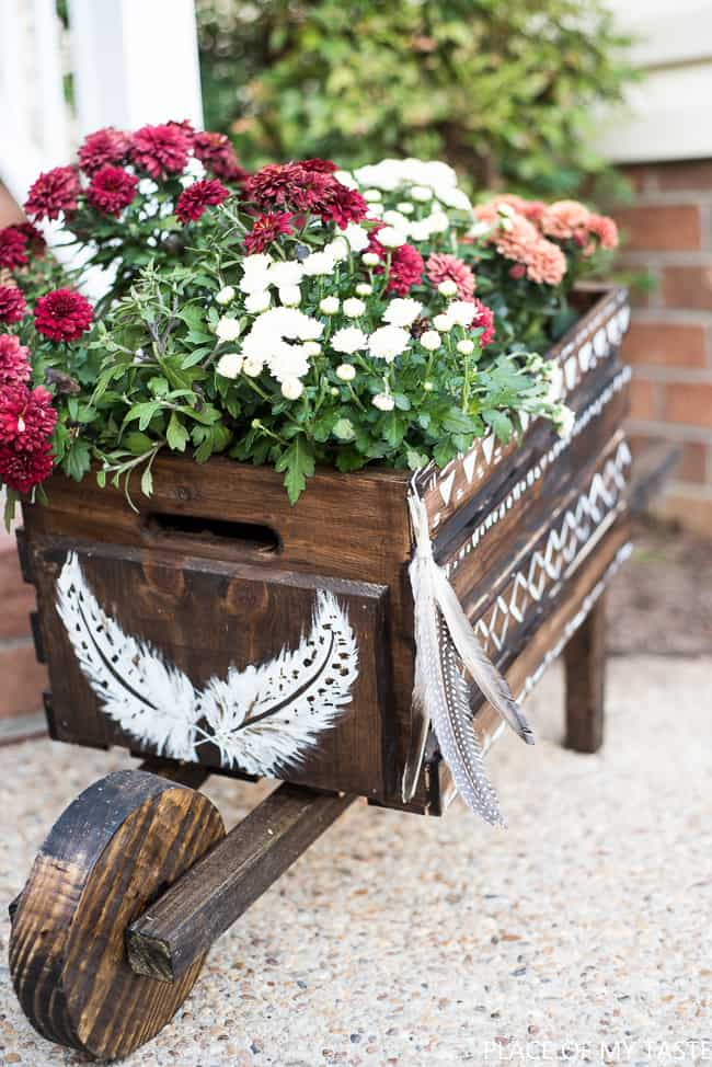 bohemian-wheelbarrow-planter-4-of-9