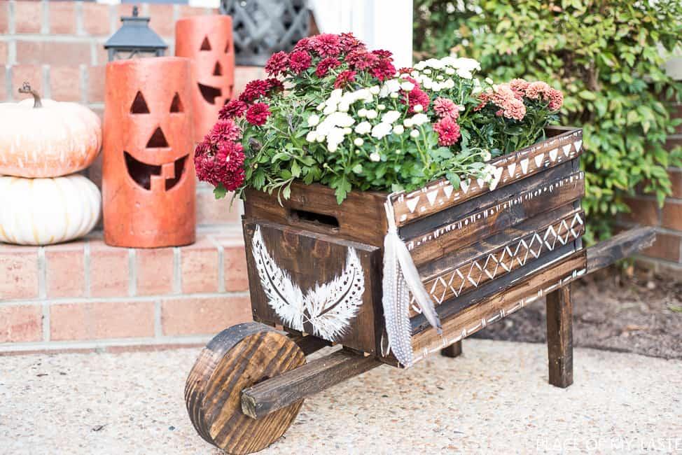 bohemian-wheelbarrow-planter-5-of-9