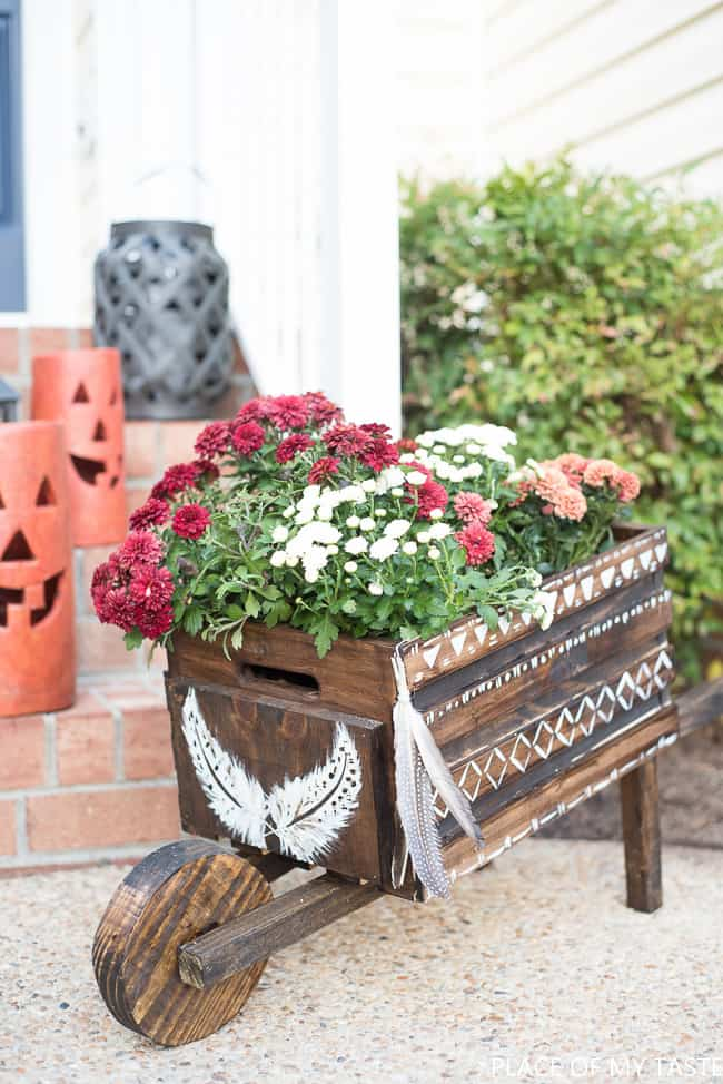 bohemian-wheelbarrow-planter-6-of-9