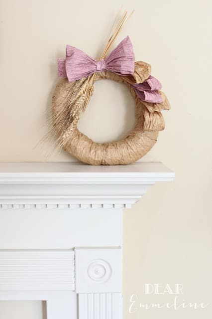 rolled-paper-and-wheat-wreath
