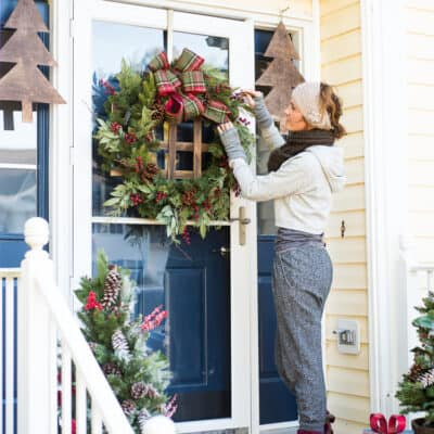 THE HOME DEPOT HOLIDAY STYLE CHALLENGE – STAY TUNED!