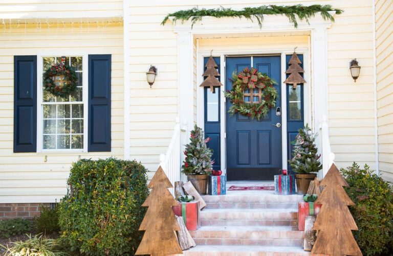 DIY CHRISTMAS DECORATIONS | THE HOME DEPOT HOLIDAY STYLE CHALLENGE