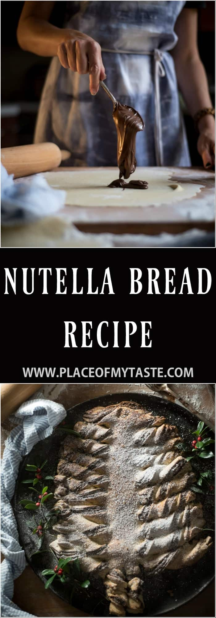 Nutella bread recipe