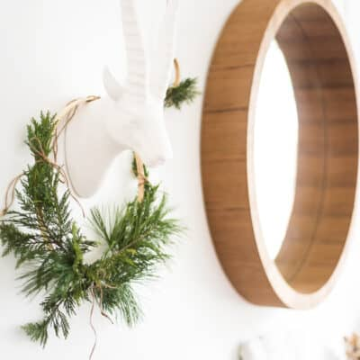 15 FESTIVE CHRISTMAS DECOR & DIY'S