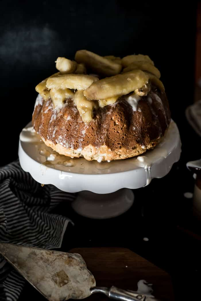 BANANA BUNDT CAKE RECIPE