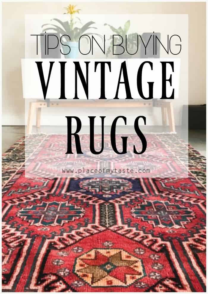 Vintage rugs tips on buying vintage rugs for your home - Tips to consider when buying an outdoor rug ...