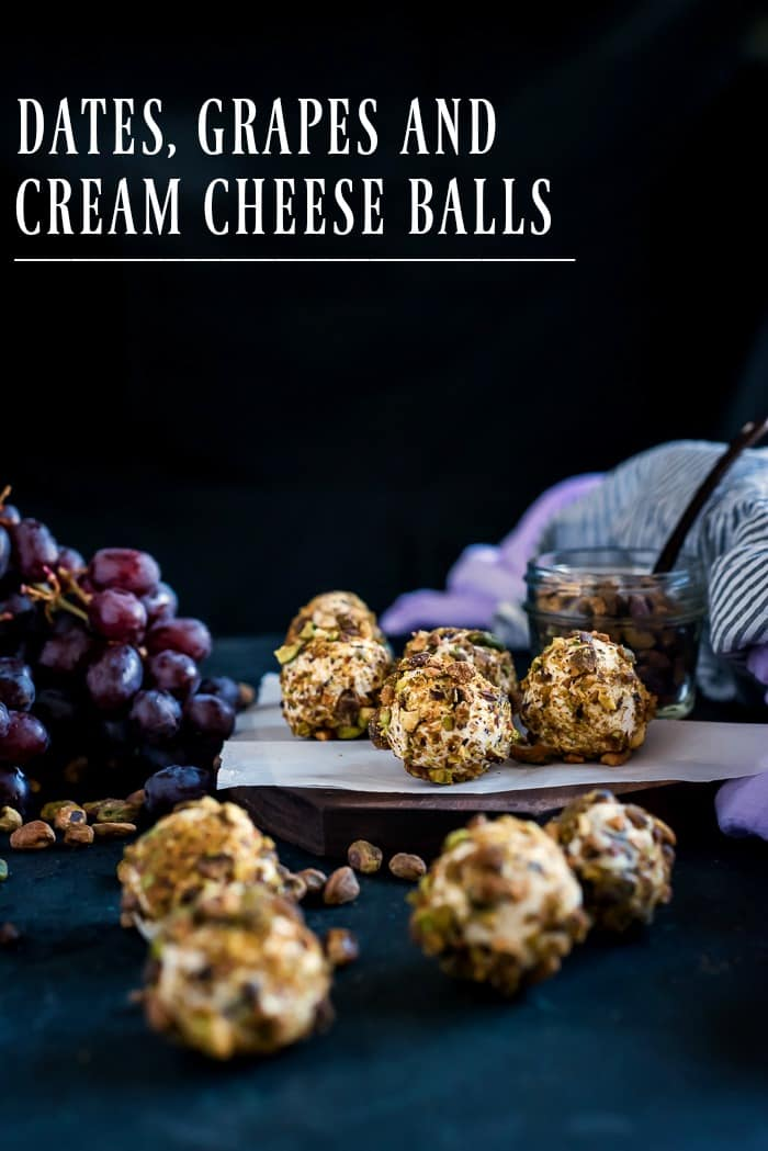 CREAM CHEESE BALLS