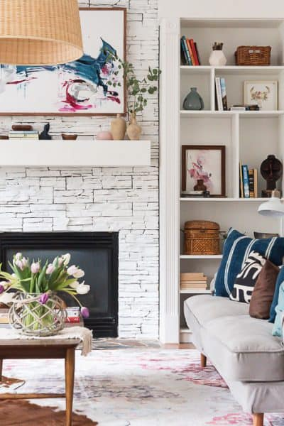 SEASONAL SIMPLICITY SPRING HOME TOUR