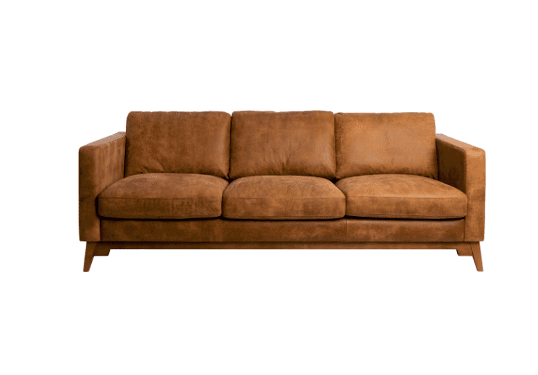 FILMORE TAN LEATHER SOFA · Tan Leather Sofas Are So Much In Style These  Days.My Hamilton Leather Sofa Is