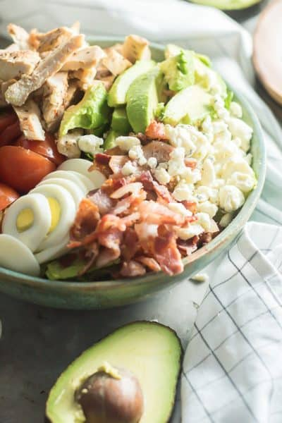 CHICKEN COBB SALAD RECIPE