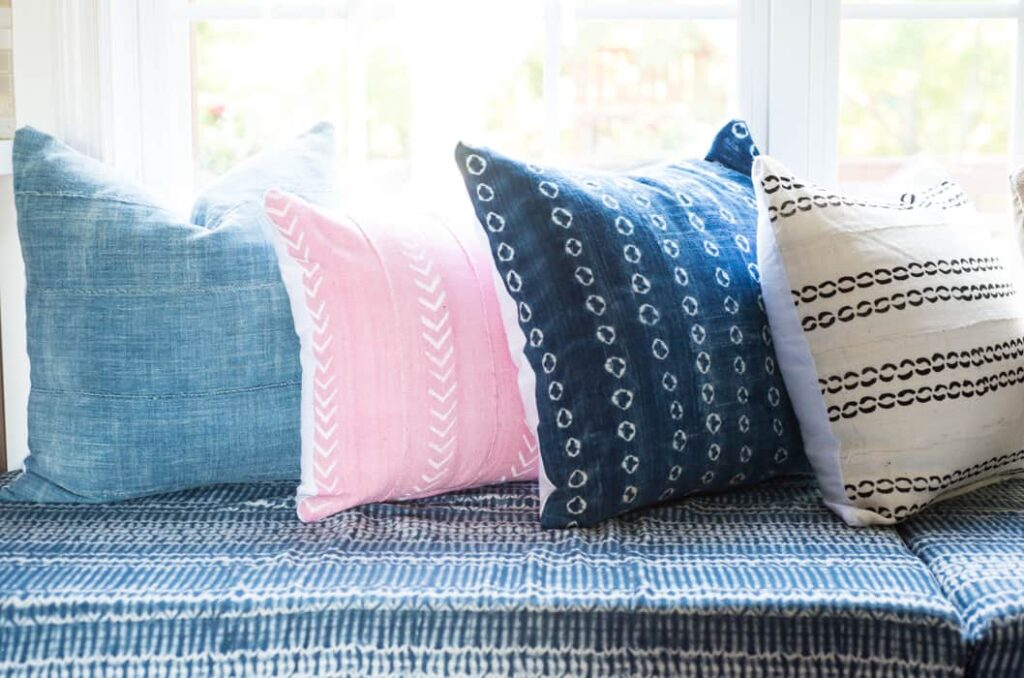 I will show you how to make an easy zippered pillow cover that you will love! Pillows are the easiest to swap out, so let's do this!