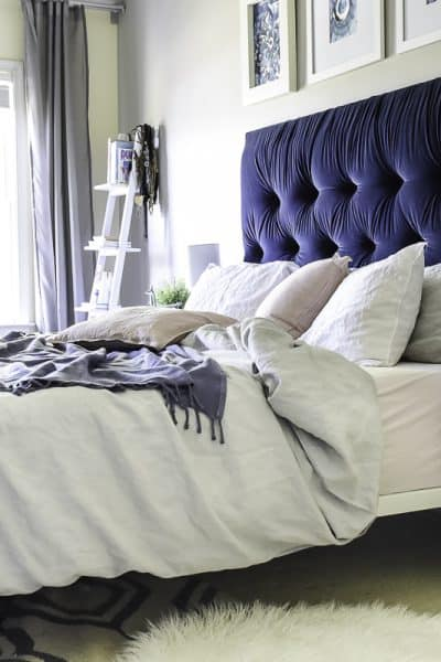 BEAUTIFUL AND COMFORTABLE LINEN BEDDING FOR THE SUMMER