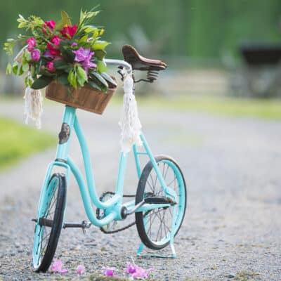 TURN AN OLD BIKE TO A STUNNING NEW PIECE WITH STOPS RUST PAINT