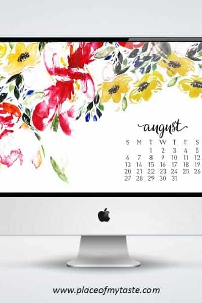 FREE DESKTOP WALLPAPER-AUGUST