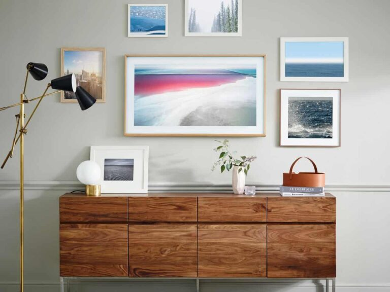 SAMSUNG THE FRAME | The artsy TV for your home