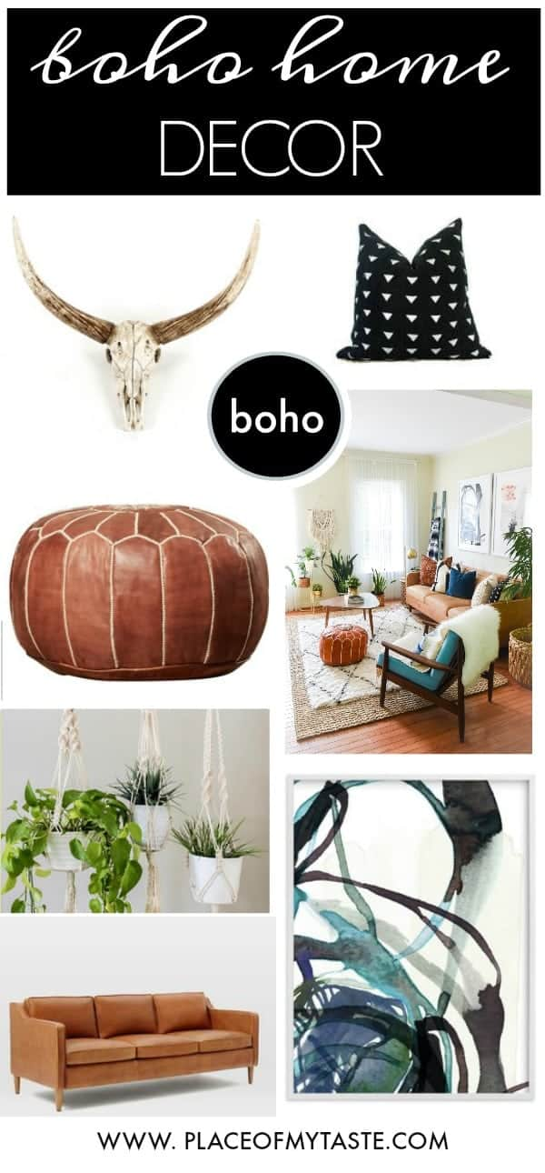 Bright, Fun And Boho Home Decor Style! Love It♥