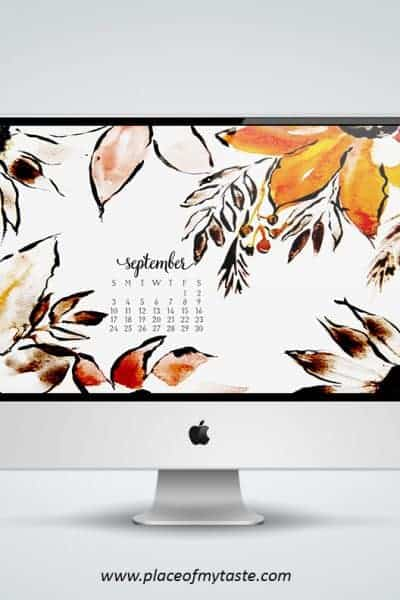 FREE DESKTOP WALLPAPER – SEPTEMBER