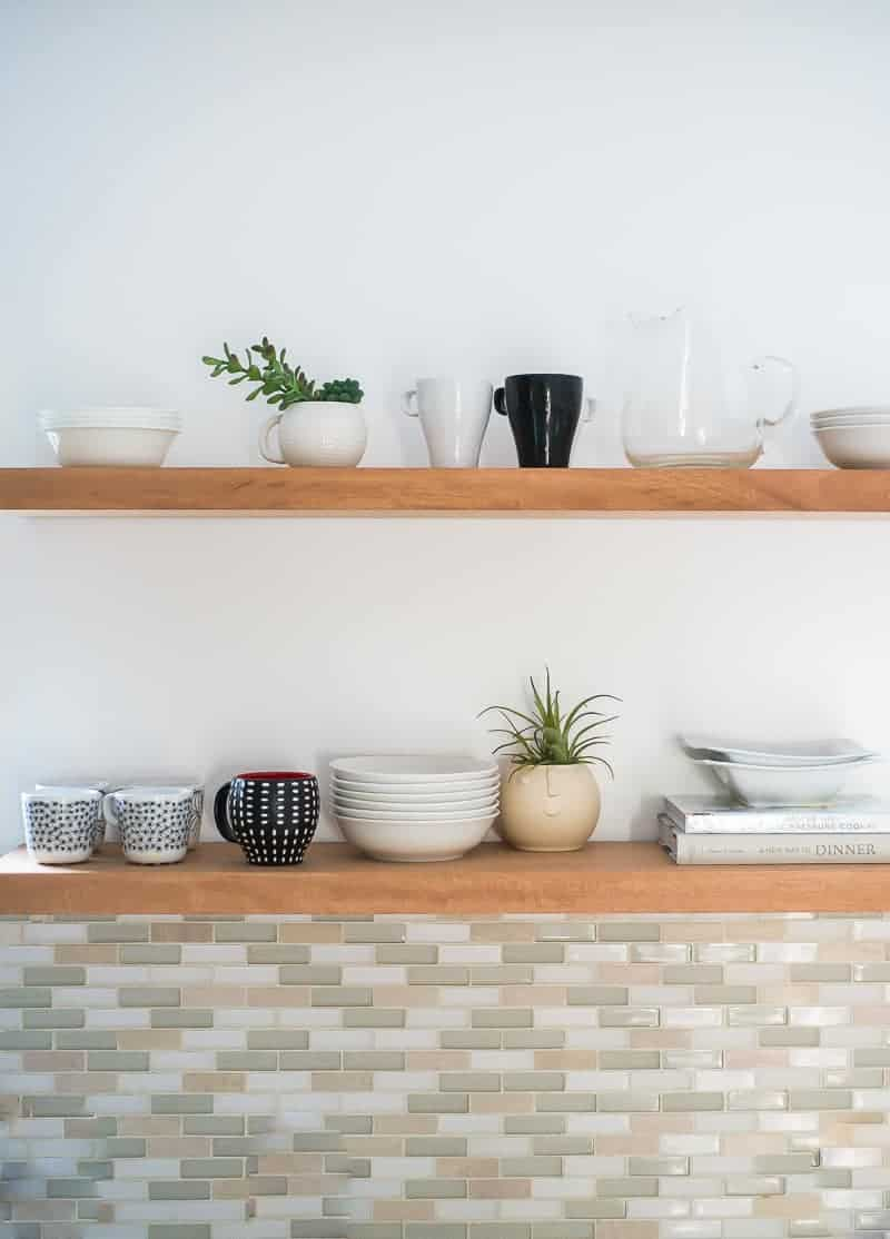 Pleasing Learn How To Hang Open Kitchen Shelves Floating Shelves An Best Image Libraries Barepthycampuscom