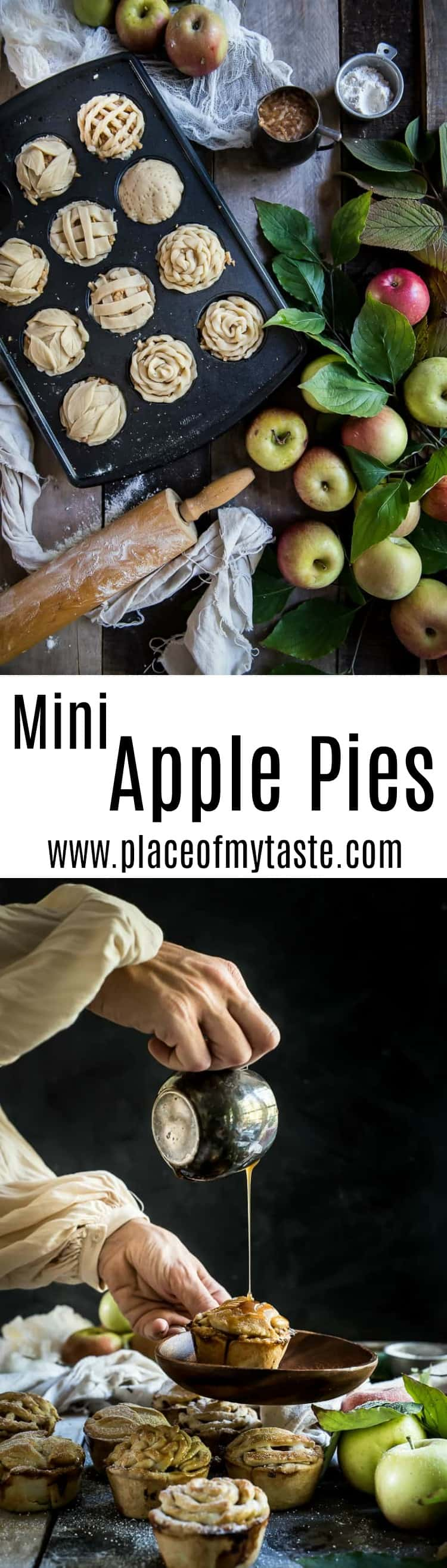 Delicious Mini Apple Pies