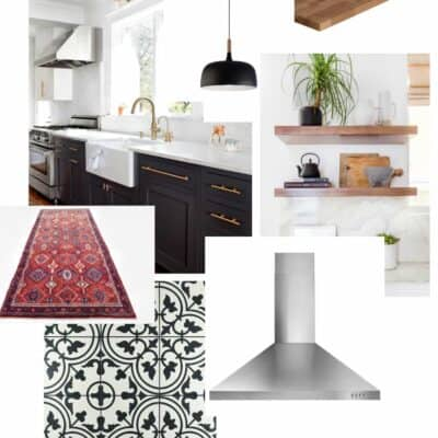 KITCHEN REFRESH – THE INSPIRATION