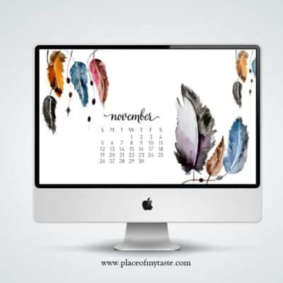 FREE DESKTOP WALLPAPER – NOVEMBER