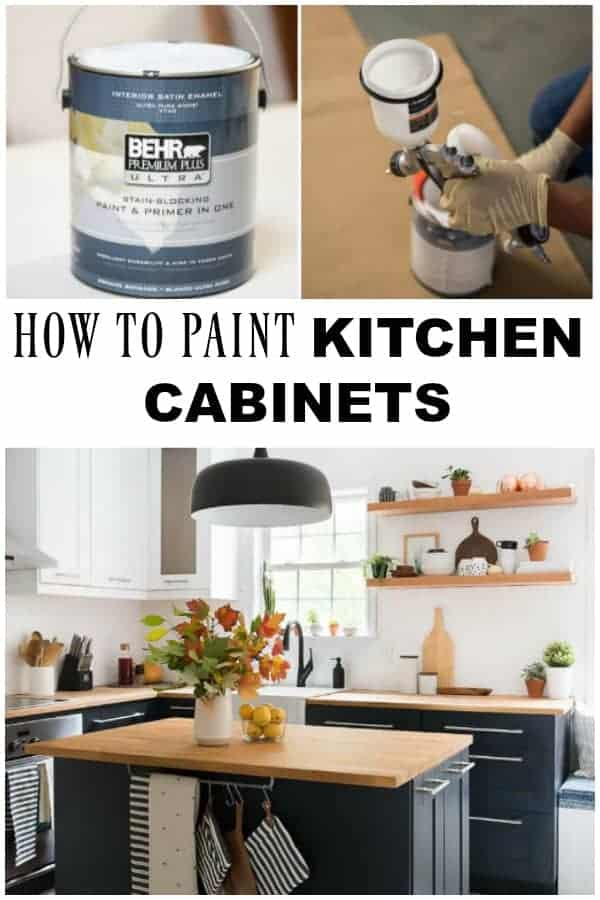 You Can Paint Kitchen Cabinets It S Easy And It Can Make