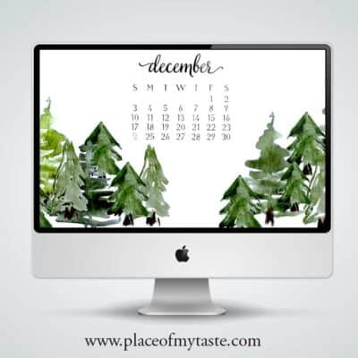 FREE DESKTOP WALLPAPER – DECEMBER