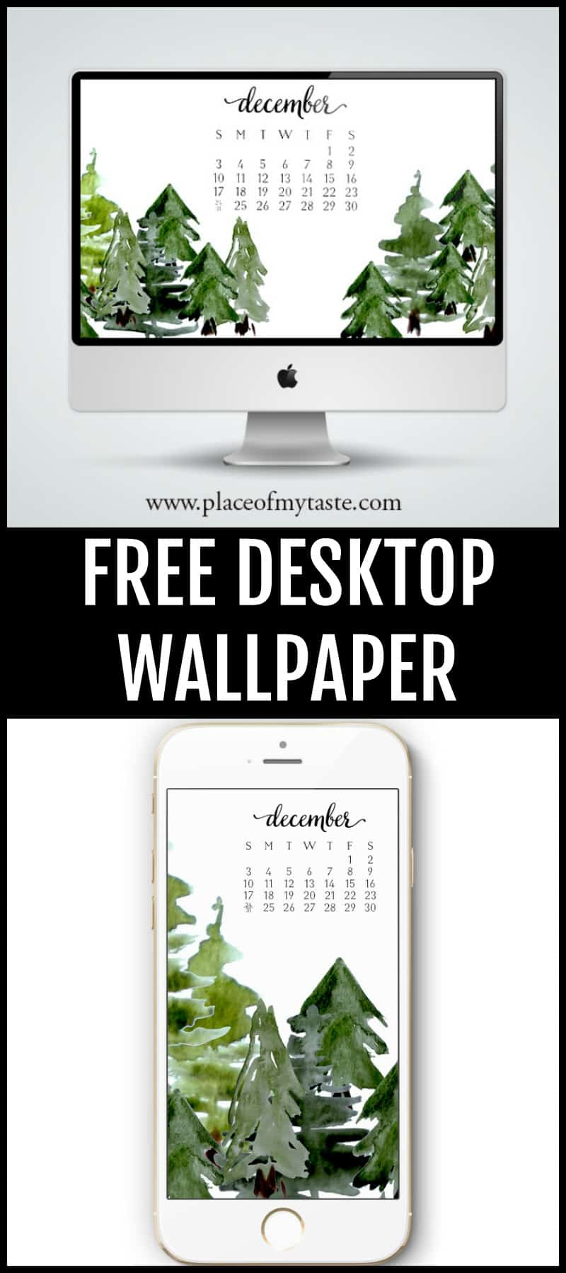 Free Desktop Wallpaper! Sign up for her newsletters and get your pretty wallpapers in your mailbox every month!